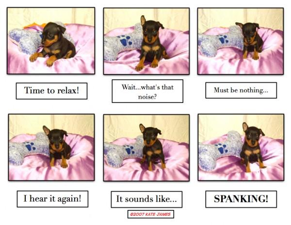 Spanking Noises?
