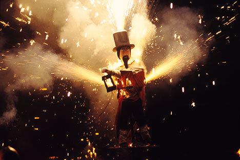 """Knickers! & it's """"Bonfire Night"""""""