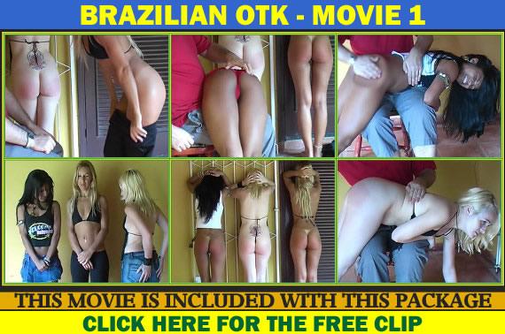 brazilian spanking