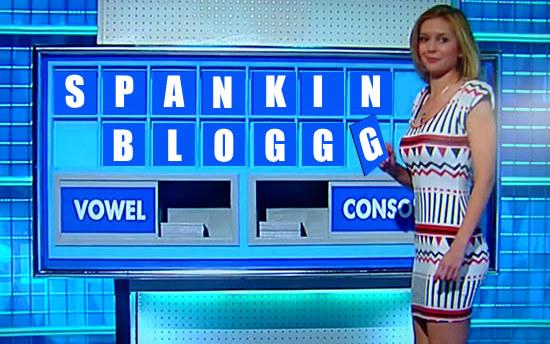 spanking blogg