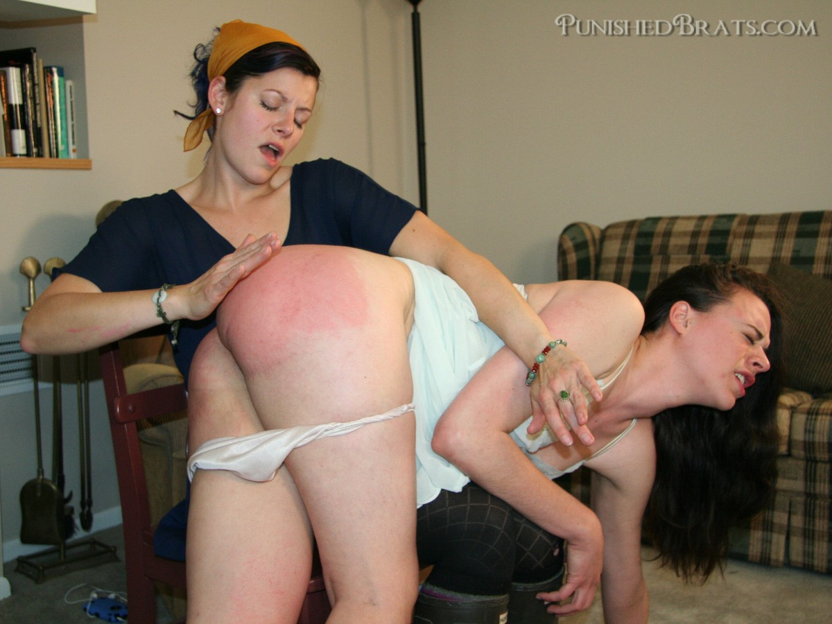 Punished Brats Spanking