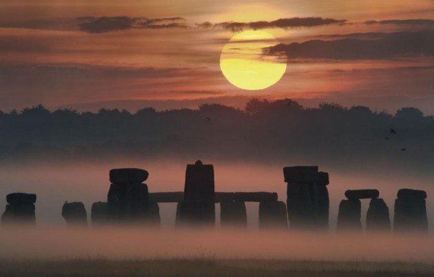 Summer Solstice-Stonehenge