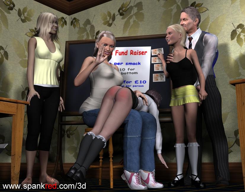 gaystraight spanking