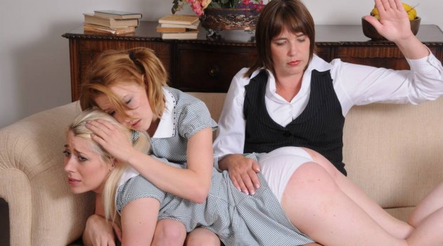 Remembrance Sunday Spankings