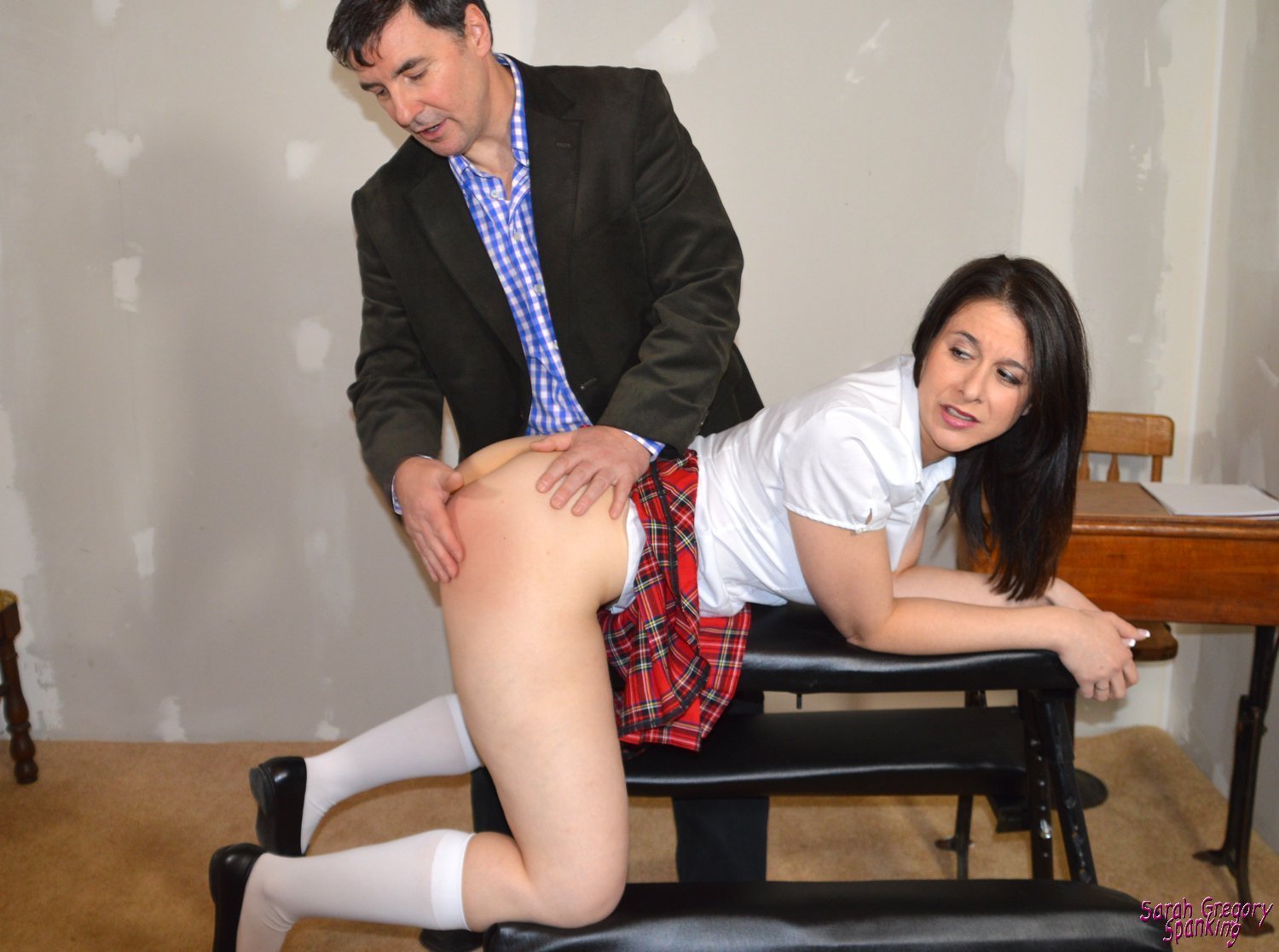 Spanked college girls free images