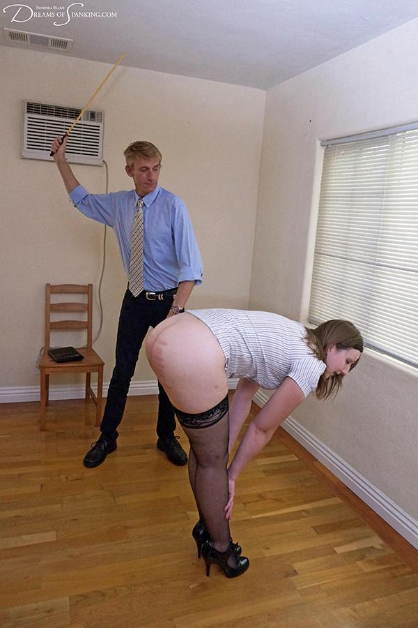 British top spank