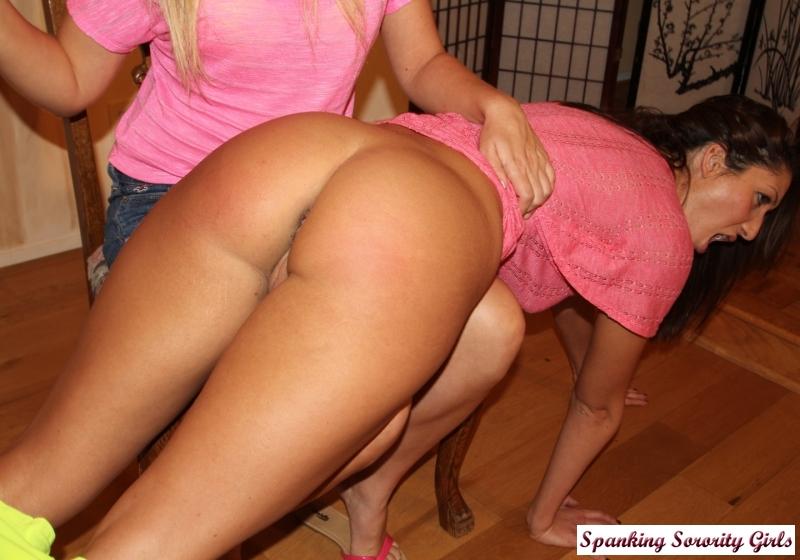 Sex spanking during
