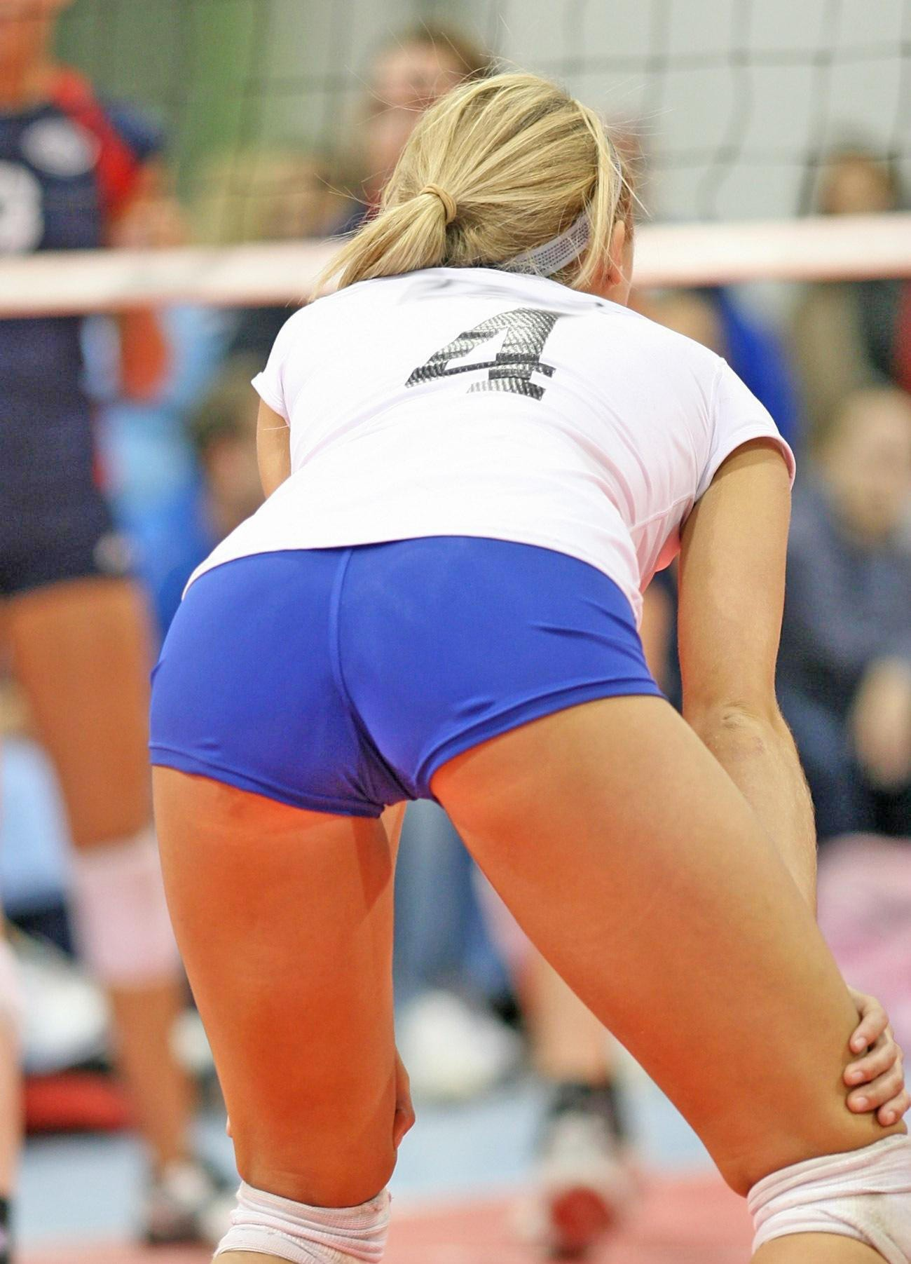 cameltoe in volleyball
