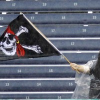 Greedy Lying Pirates