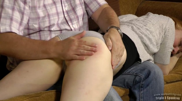 Spanking Start to the Weekend!
