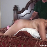 Daddy Spanks for Momma