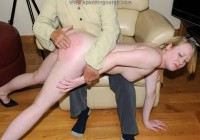 Showcasing British Ladies Spanking