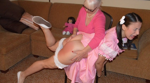 End of Weekend Spankings