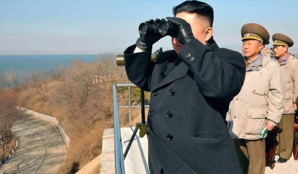 Kim Jong-un is watching… #1
