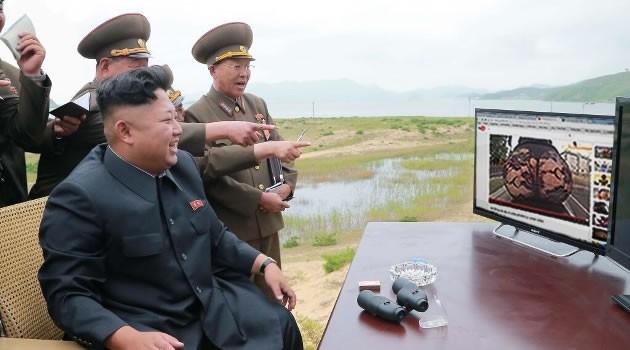 Kim Jong-un is watching… #3