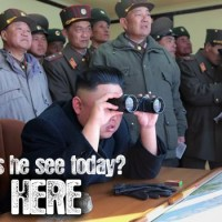 Kim Jong-un is watching… #2