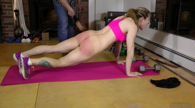 Catching Up Pt3 – Stunning New Spanking Update!