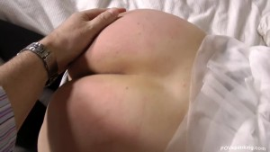 spanking Angel Lee