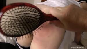 hairbrush for Angel Lee