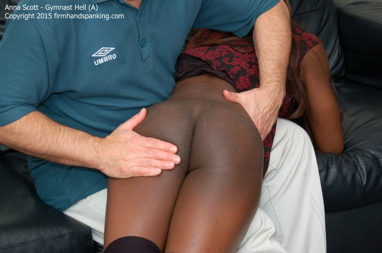 Spank black bottom
