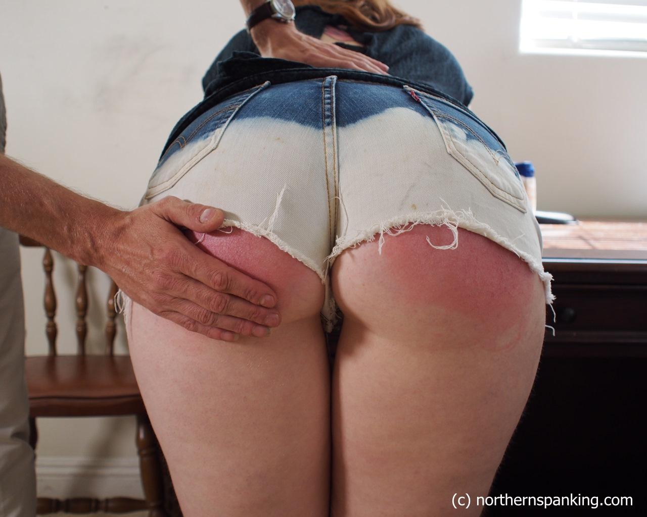 Butt Her Spank