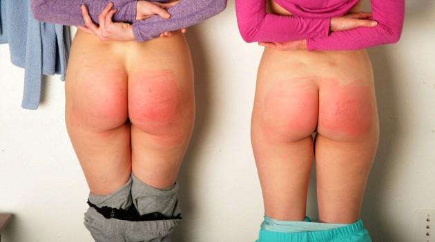 Schoolgirl Spanking & Punishment