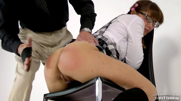 Rosie Ann's Spanking Chair