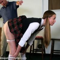 Schoolgirl Spanking Update