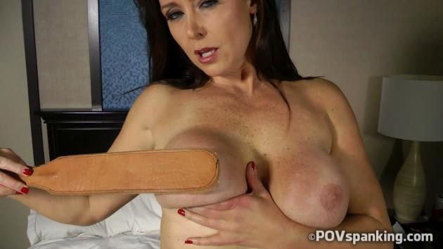Christina Carter POV Spanking