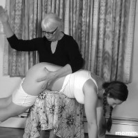 Epic New Maternal Discipline Film at Momma Spankings