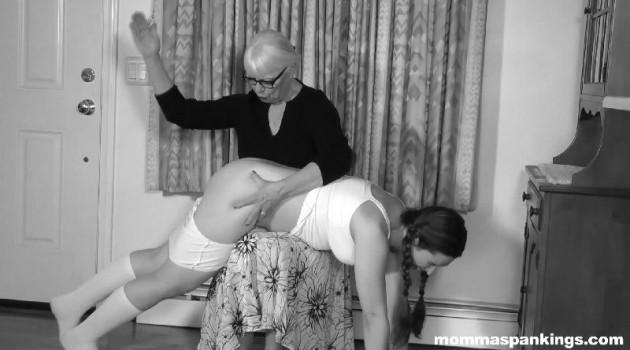 Epic New Maternal Discipline Film at Momma Spankings