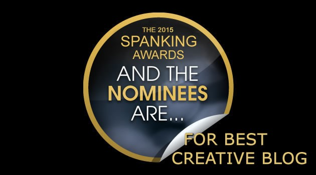 Spanking Awards: Best Creative Blog 2015