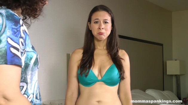 bikini bare bottom spanking - CLICK HERE FOR THE FREE PREVIEW CLIP