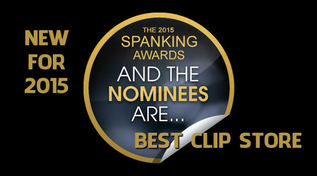 Spanking Clip Store Nominations