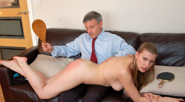 Spanking Paddling & Strapping Punishments this weekend