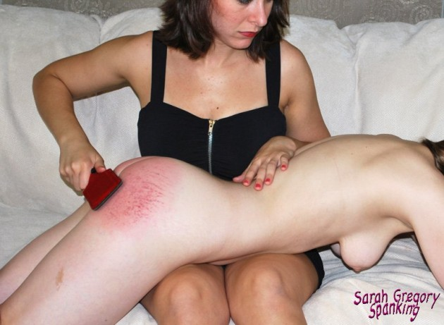 naked spanking and paddling