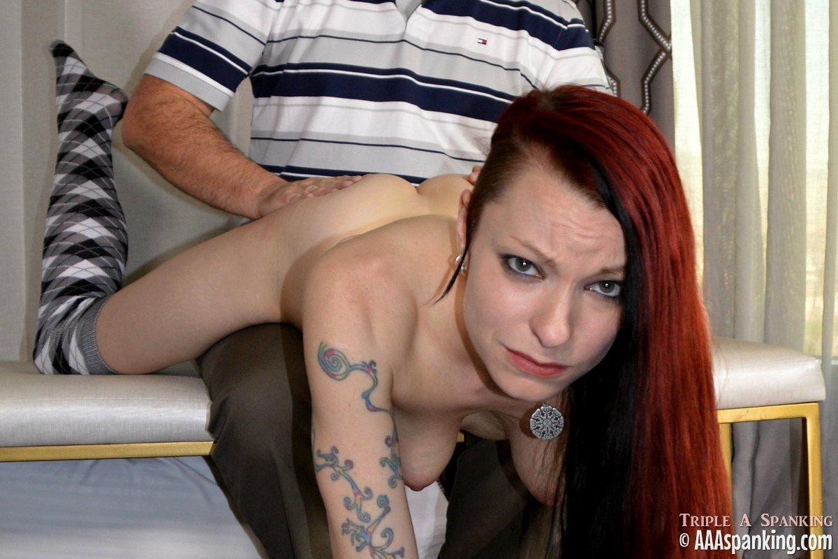 naked woman in a wheelbarrow