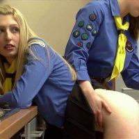 Girl Guide Spanking Archives