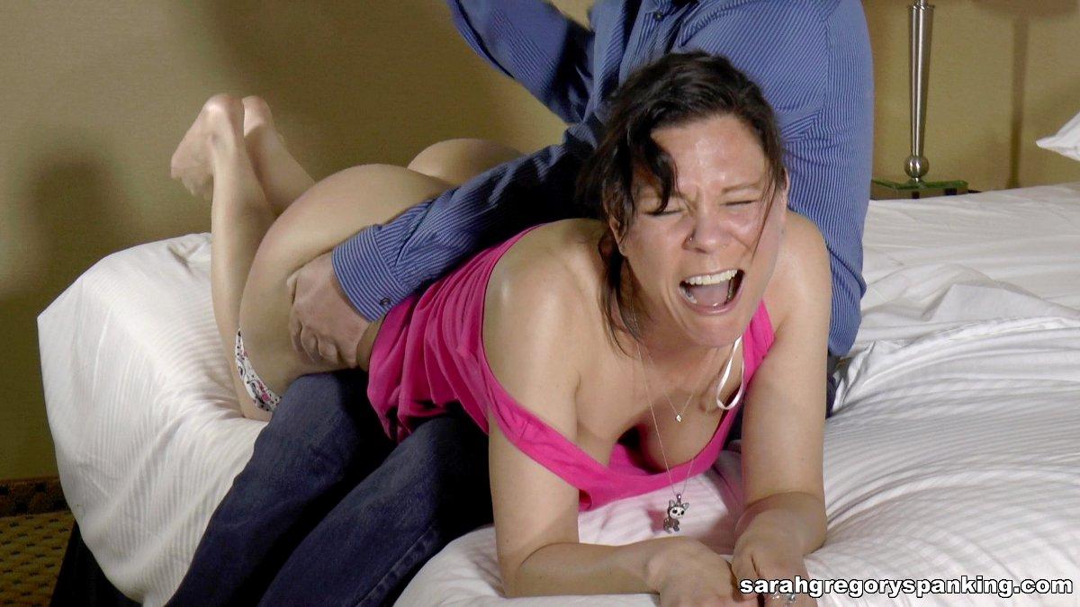 Cock spanking dick punish femdom