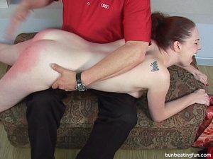 tara spanked at BBF