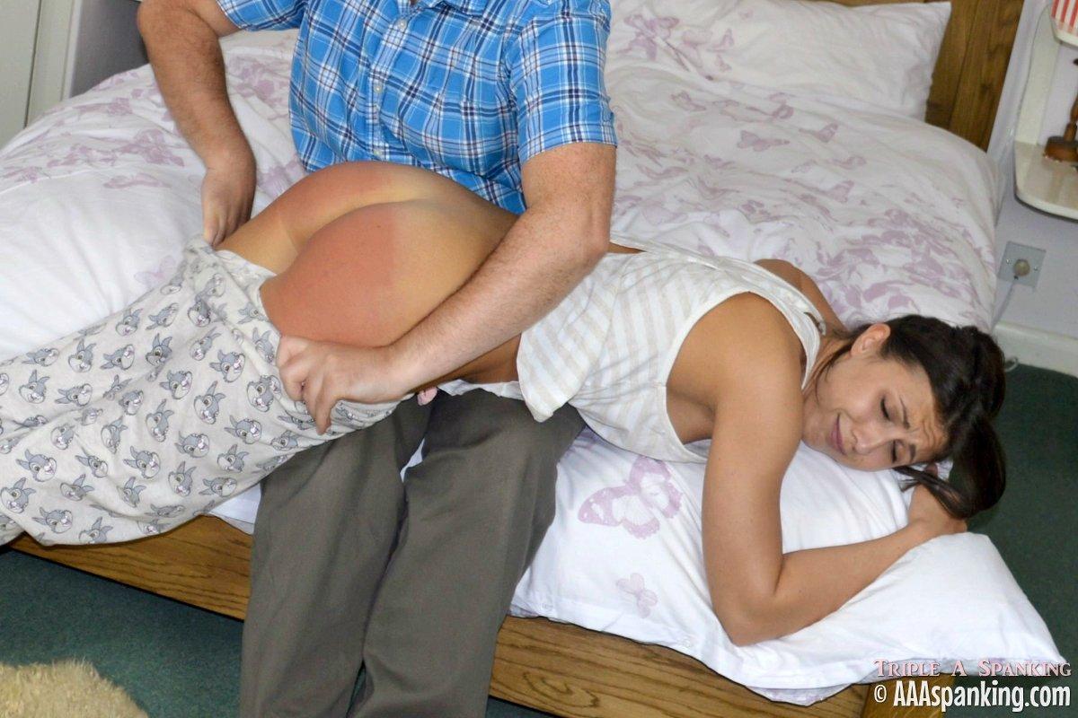 Daddy spanks