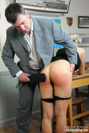 spanking a young stepmom