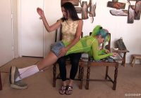 All Girl Spanking to Start Off Your weekend!