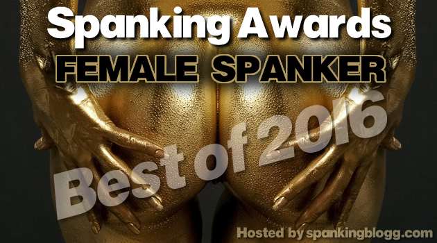 Spanking Awards – Best Female Spanker