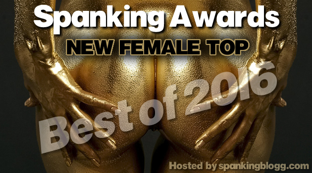 Spanking Awards Best New Spanker 2016