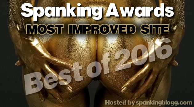 most improved spanking site