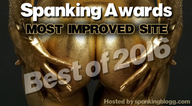 Most Improved Spanking Site 2016