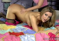 Angela Sommers: Spanking Showcase