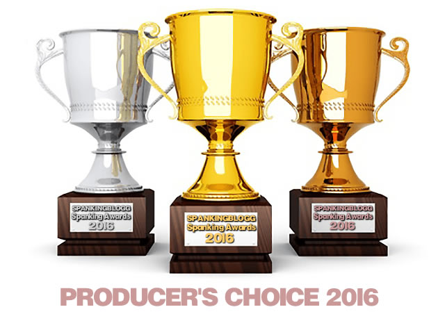 winner - spanking awards producer's choice 2016