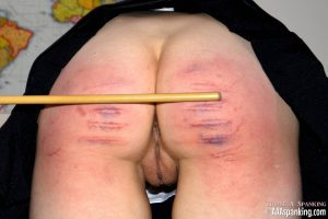 well caned bottom